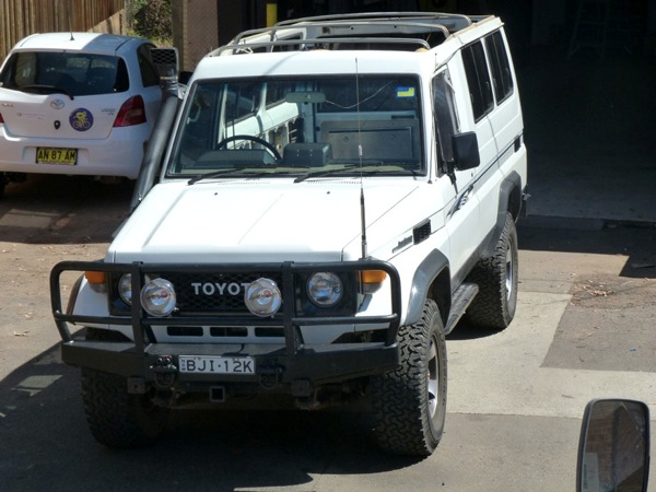 Expedition Vehicle Conversion B