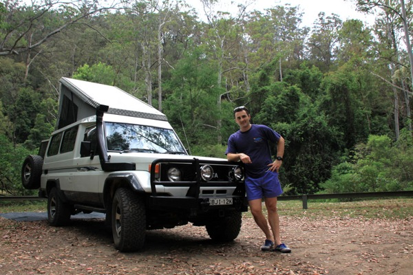 Expedition Vehicle Conversion C