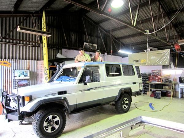 Expedition Vehicle Conversion D