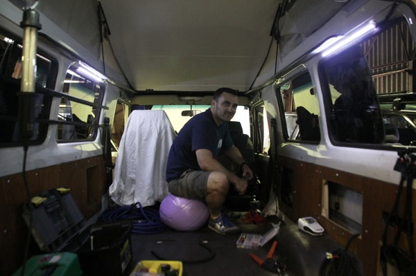 Expedition Vehicle Lighting A