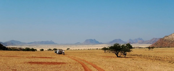 Self Drive Safaris Namibia Vista