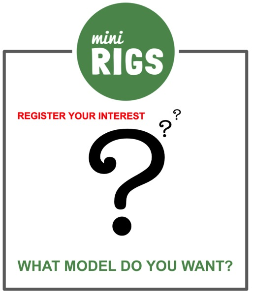 Minirigs model requests register